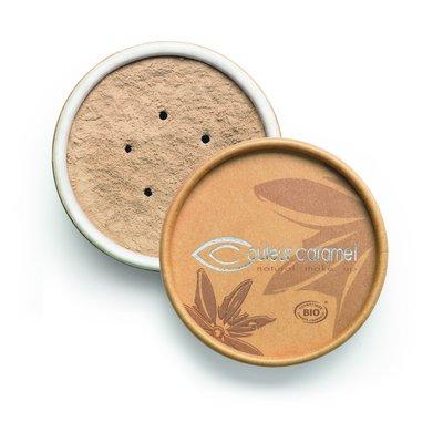 Fond de teint BIOMINERAL - Couleur Caramel - Maquillage