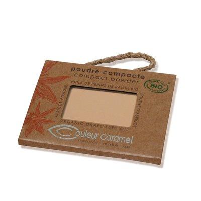 Poudre compacte - Couleur Caramel - Maquillage