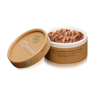"""Healthy glow"" powder - Couleur Caramel - Makeup"