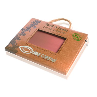 Fard à joues - Couleur Caramel - Maquillage