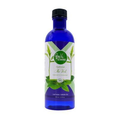 Eau florale de thé vert - OEMINE - Visage