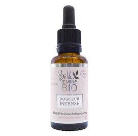 Huile Précieuse antioxydante douceur intense - BELLE OEMINE BIO - Visage