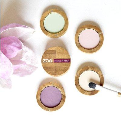 Ombre à paupières mate - ZAO Make up - Maquillage