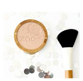 Shine-up powder - ZAO Make up - Make-Up