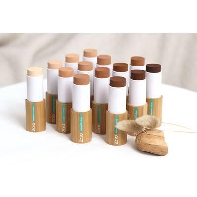 Fond de teint stick - ZAO Make up - Maquillage