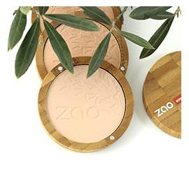 Compact powder - ZAO Make up - Make-Up