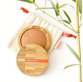 Mineral cooked powder - ZAO Make up - Make-Up