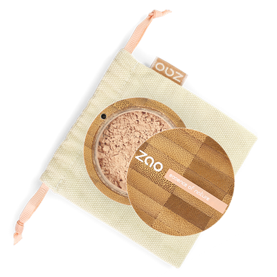 Mineral silk - ZAO Make up - Maquillage
