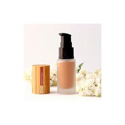Soie de teint - Fluid foundation - ZAO Make up - Makeup