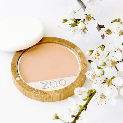 Fond de teint compact - ZAO Make up - Maquillage