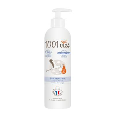 1001VIES FOAMING SHOWER GEL - 1001VIES - Baby / Children