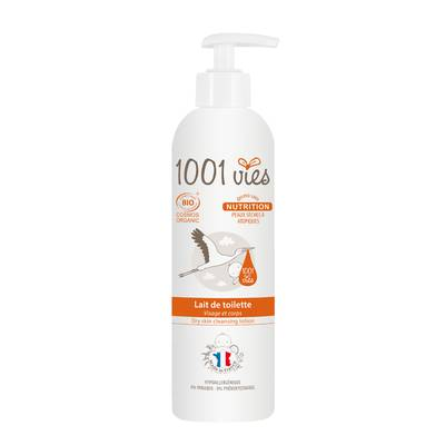 1001VIES DRY SKIN CLEANSING LOTION - 1001VIES - Baby / Children