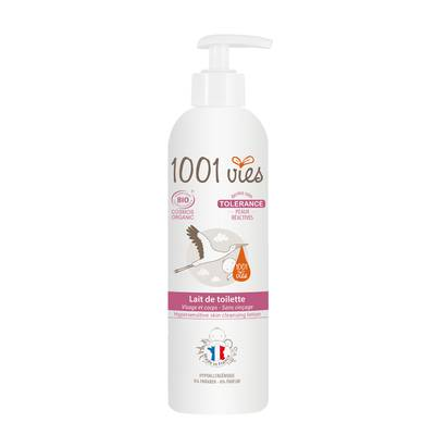 Lait de toilette tolerance - 1001VIES - Bébé / Enfants