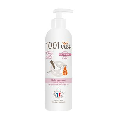 1001VIES HYPERSENSITIVE SKIN FOAMING SHOWER GEL - 1001VIES - Baby / Children