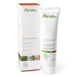 Shaving cream - Melvita - Hygiene