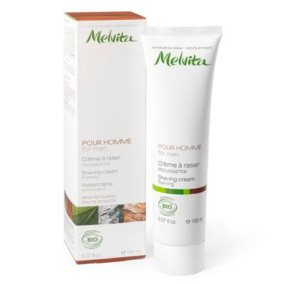 Shaving cream - Melvita - Hygiene