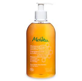 Shampooing lavage frequent - Melvita - Cheveux
