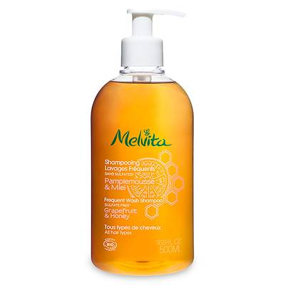Normal Hair Shampoo - Melvita - Hair