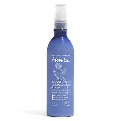 Cleansing milk - Melvita - Face