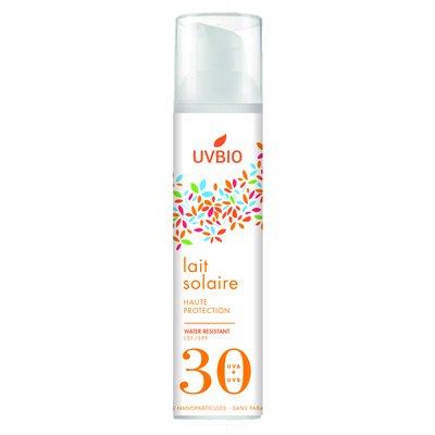 Lait solaire SPF 30 - UVBIO - Solaires
