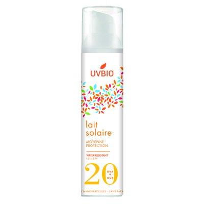 Sunscreen SPF 20 - UVBIO - Sun