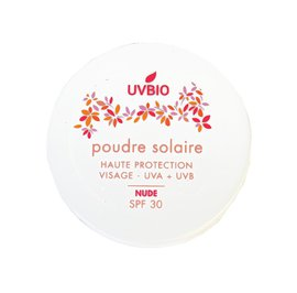 Sun powder SPF 30 - UVBIO - Sun - Makeup