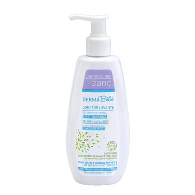 Smooth cleansing - DERMAbébé - Laboratoires Téane - Baby / Children