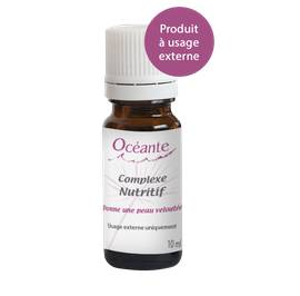 Nutritious essential oils - OCEANTE - Massage and relaxation