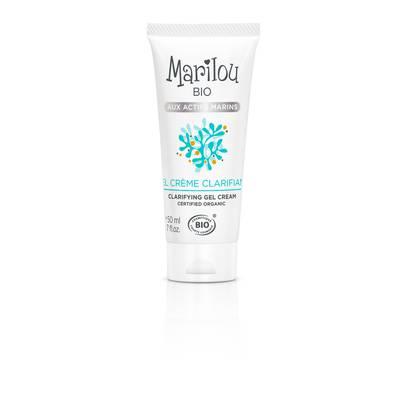 Clarifying gel cream - Marilou Bio - Face