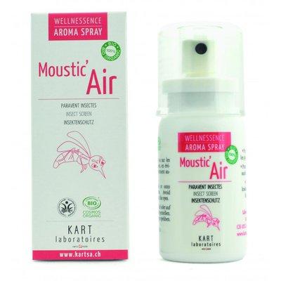 Aromaspray Moustic'Air - Laboratoires Kart Suisse SA - Santé