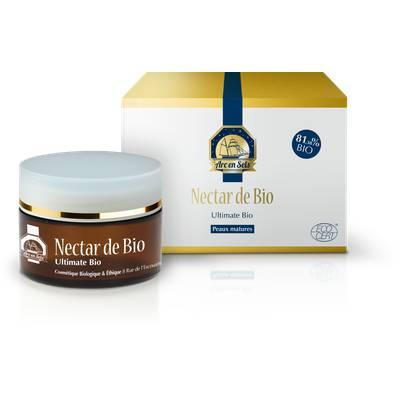 Nectar de bio - arc en sels - Visage