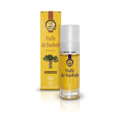 baobab oil - arc en sels - Massage and relaxation