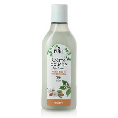 Crème douche soin velours - PURE - Hygiène