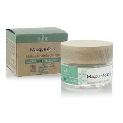 Masque éclat - PURE - Visage