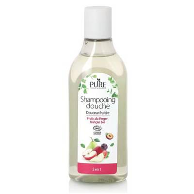 Shampooing douche douceur fruitée - PURE - Hygiène