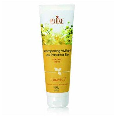 Shampooing vivifiant au Panama Bio - PURE - Cheveux