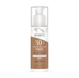 image produit Alga maris® spf30 gold tinted face sunscreen