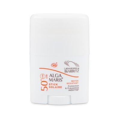 Stick solaire ALGA MARIS® SPF50+ - LABORATOIRES DE BIARRITZ - Solaires