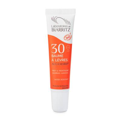 Protective Lip Balm SPF30 Water and Altitude - ALGAMARIS - Sun