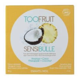 image produit Sensibulle Pain Dermatologique Ananas Coco