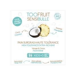 Sensibulle Dermatological Bar Pineapple Coconut - TOOFRUIT - Face - Hygiene - Baby / Children
