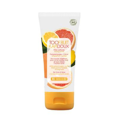 Kapidoux Styling Paste - Grapefruit Lemon - TOOFRUIT - Hair