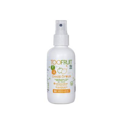 Chasse Ô Poux - Mon spray répulsif - TOOFRUIT - Cheveux