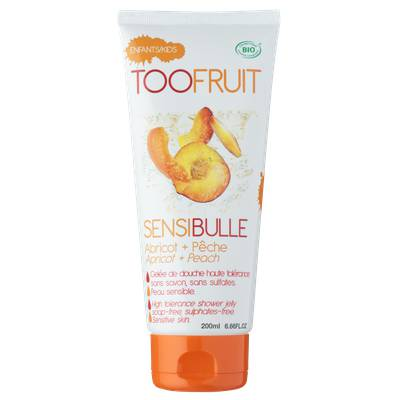 Sensibulle Apricot Peach - TOOFRUIT - Hygiene - Baby / Children