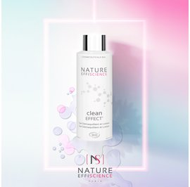 Clean Effect - NATURE EFFISCIENCE - Visage