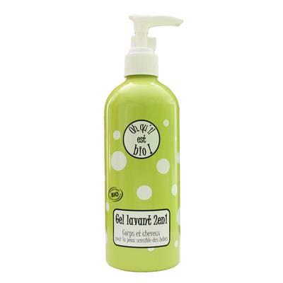 """Baby 2in1 shampoo and body wash"" - Oh qu'il est bio! - Baby / Children"