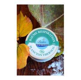 Baume respiratoire - SOIN O' Bains de St Thomas - Massage et détente