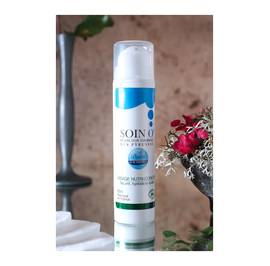 Crème visage nutri-confort - SOIN O' Bains de St Thomas - Visage