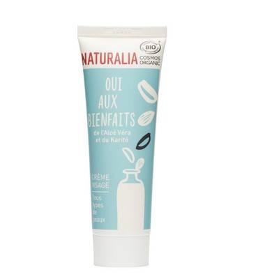 Crème visage - NATURALIA - Visage