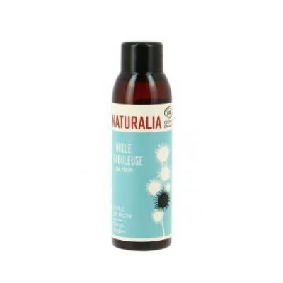 L'huile végétale vierge de ricin - NATURALIA - Corps